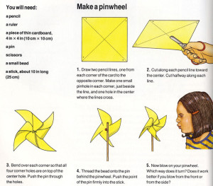 How to Make a Pinwheel? – Projects for kids