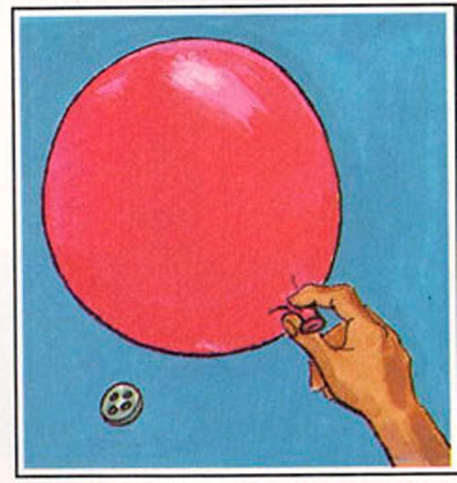 How to make rocket balloon