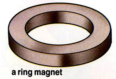 What shape is a magnet? - Ring Magnet