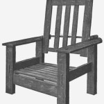 MORRIS CHAIR PLANS – HOW TO MAKE A MORRIS CHAIR