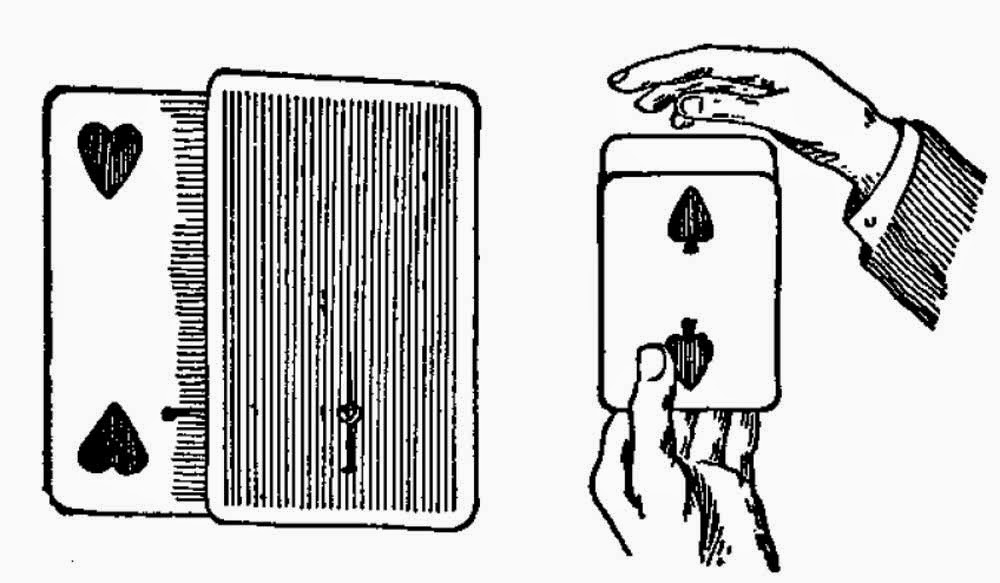 Rising Card Trick – Card Tricks Revealed