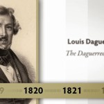 Daguerreotype process – Invention of photography