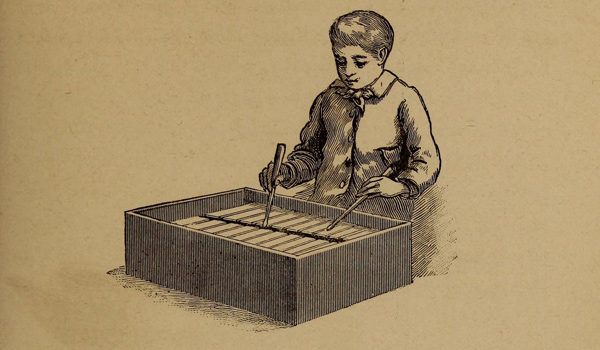 DIY xylophone 01